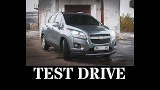 Обзор Chevrolet Tracker (Шевроле Трэкер)