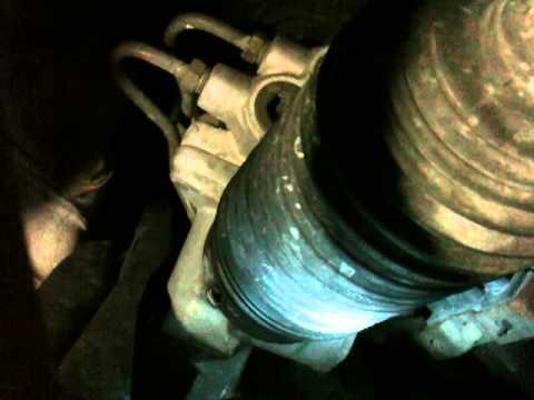 Honda Pilot Power Steering Rack Creaking Noise Youtube