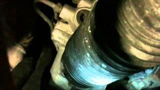 Honda Pilot Power Steering Rack Creaking Noise