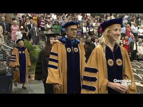Spring 2019 PhD Ceremony