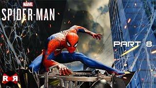 Marvel's Spider-Man - FISK CONSTRUCTION - Walkthrough Gameplay Part 8 [PS4 Pro]