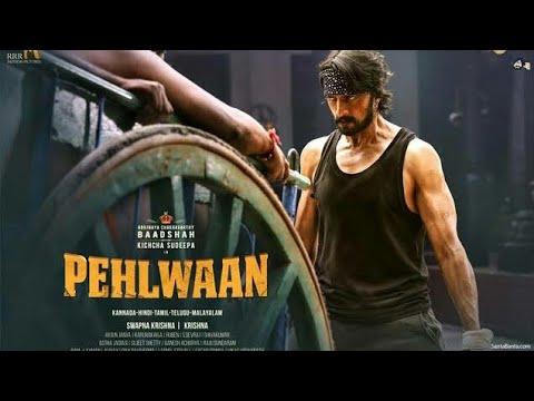 Download Badshah Pehlwan (2019) Latest Hindi dubbing Full Movie    Kiccha Sundeep , Sunil Shetty.