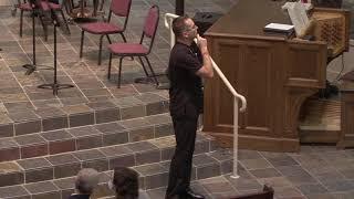 10/9/2021 - Pastor John Mutchler - United in Mission