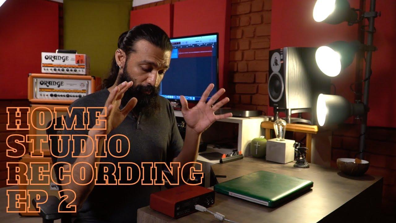 HOME STUDIO RECORDING EP 2