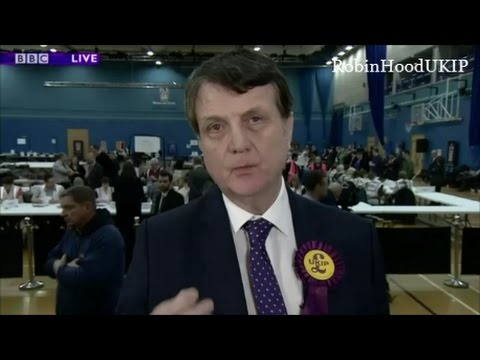 Gerard Batten attacks MSM for lies and smears against UKIP