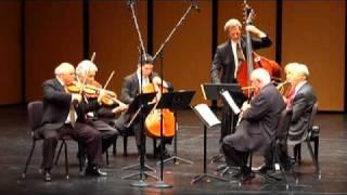 Beethoven Septet, Op. 20, Movement 3 Tempo di menuetto