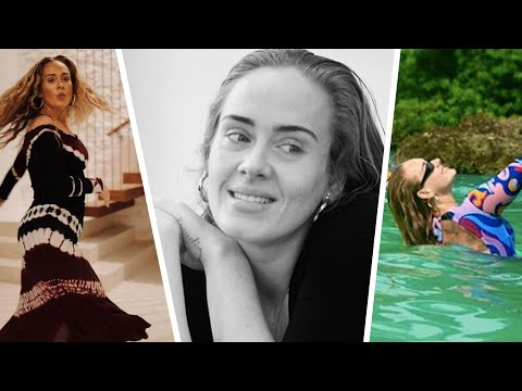 Adele Says She Feels FREE on Her 33rd Birthday