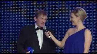 Kenny Dalglish Lifetime achievement award