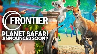 PLANET SAFARI ON THE WAY? Frontier