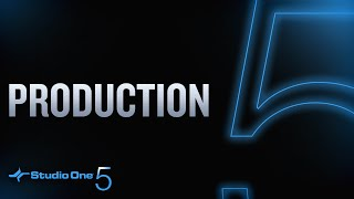 Studio One 5: Production Tools Overview
