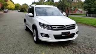 2014 Volkswagen TIGUAN TSI 118 KW R-LINE BLUEMOTION