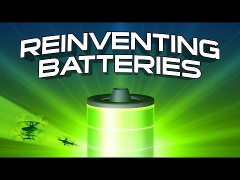 Public Lecture | Reinventing Batteries
