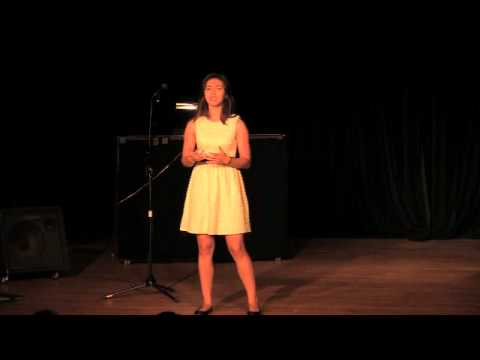 """Nina Preston sings """"Too Much For One Heart"""" from Miss Saigon"""