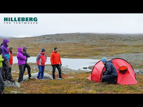 The Hilleberg Outdoor Academy – Autumn Tour