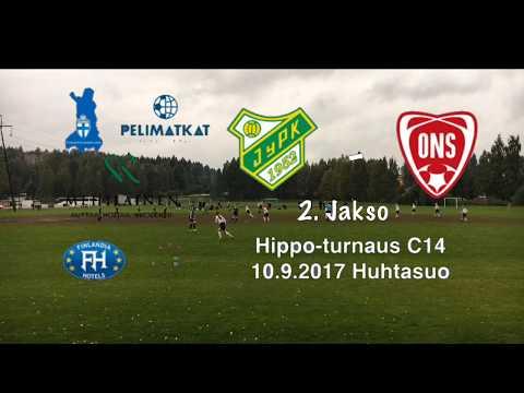 Hippo 2017 C14 FINAALI JyPK - ONS 2. jakso