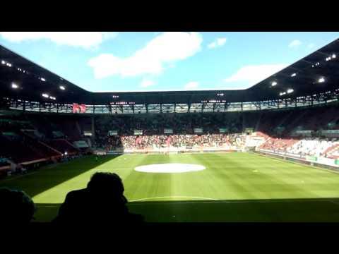 FC Augsburg vs VFB Stuttgart :)