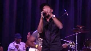 Jah Cure live 2010 - Melkweg Amsterdam - 5. Unconditional Love
