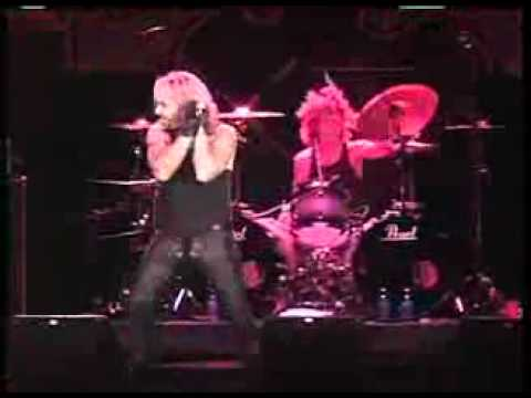 Vince Neil   Rock And Roll 2007 Meadowbrook U S  Cellular Pavilion, Gilford, NH