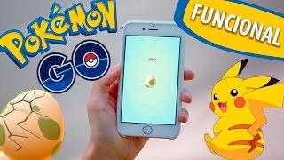 Pokémon GO: COMO CHOCAR OVO SEM ANDAR (FUNCIONAL)