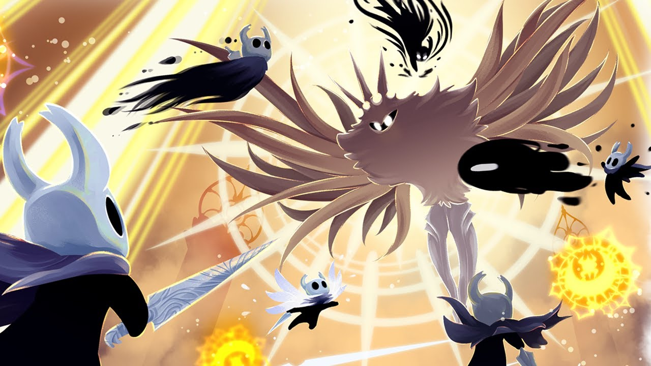 """GOD GAMERS – How Hollow Knight Players Defeated The """"Unbeatable"""" Modded Boss"""