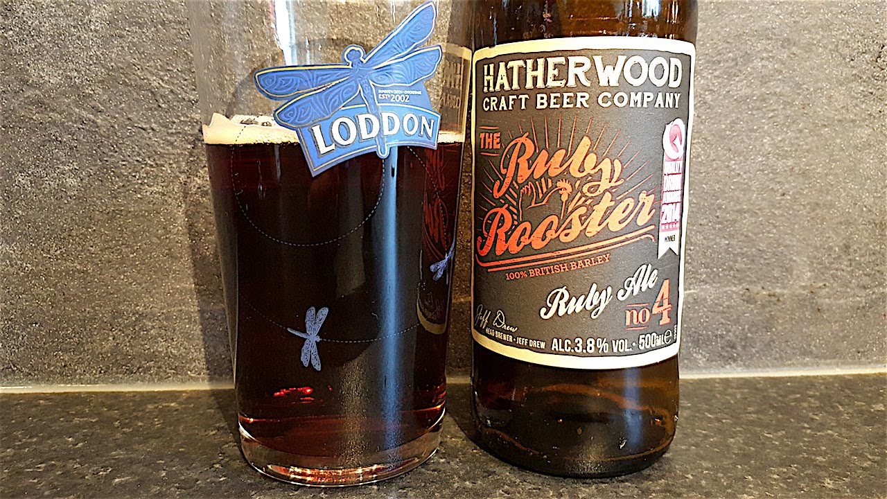 Ruby Rooster Hatherwood Craft Beer Company Lidl Uk