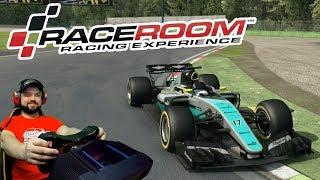 Скоростная онлайн-гонка на формулах! Monza GP и второй этап чемпионата в RRRE