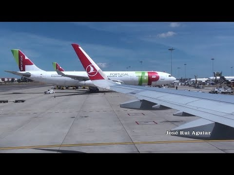 Trip Report Turkish Airlines Lisbon to Istanbul Airbus A321 in 36 minutes