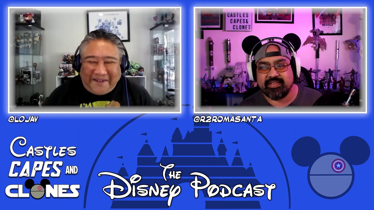 Disneyland reopening, Pinocchio casting, Nimona news and more Disney News   CCC Disney Podcast Ep 06