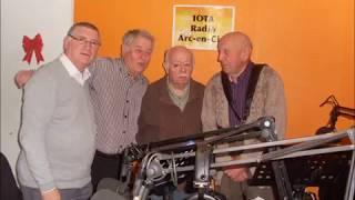 Thierry MONICAULT et Charles CASSONNET sur RADIO ARC   EN  CIEL  21 décembre 2019 #thierrymonicault
