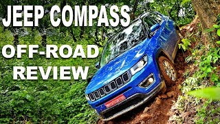 Jeep Compass Road Test and Off Road Review | Reasons to Buy