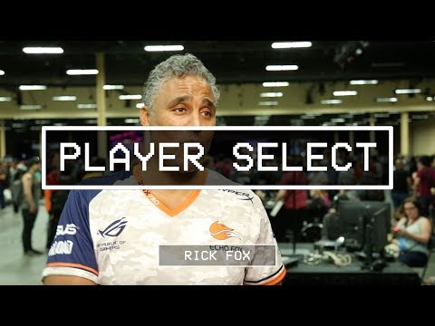 Player Select: Rick Fox | EVO 2017 Day 2
