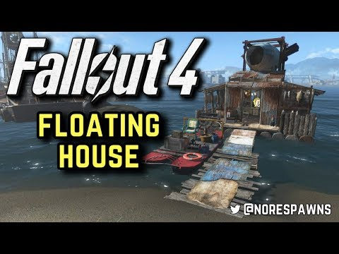 Fallout 4 - Floating House