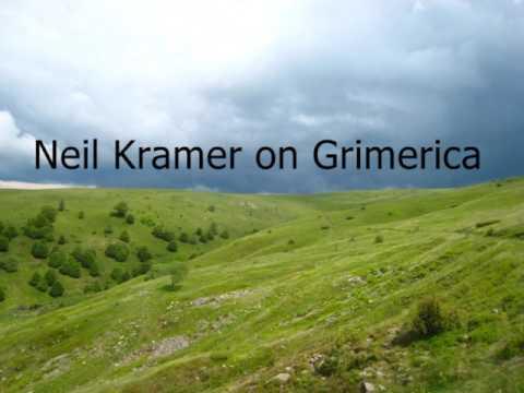 Neil Kramer on Grimerica radio show