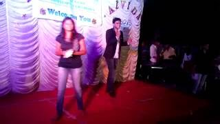 IT Dept Farewell Party at Sinhgad College, Narhe, Pune by Sagar Chaure 2015