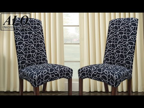 DIY-HOW TO REUPHOLSTER