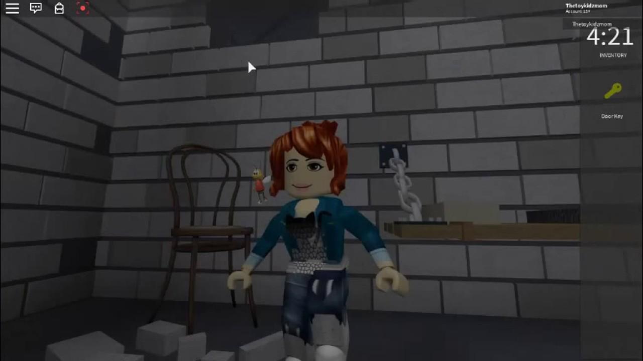 Escape Room Alpha Prison