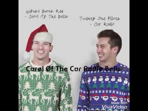 carol of the car radio bells twenty one pilots christmas song original