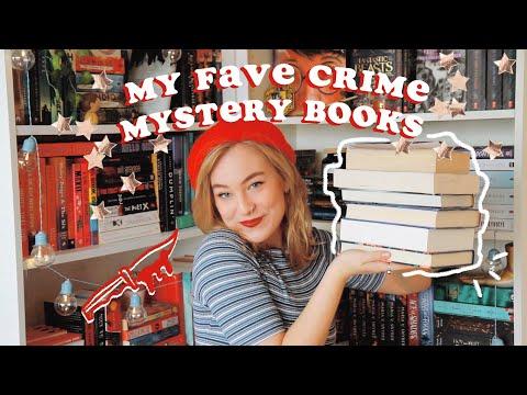 MURDER MYSTERY BOOK RECS 💉💀