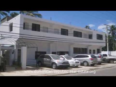 Commercial property for sale in Cabarete -  Dominican Republic - Property-ID 066-GC