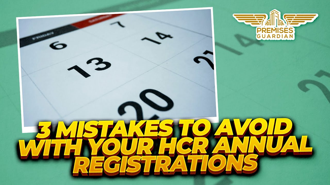 How to register New York City HCR Annual Registrations for rent regulated apartments.