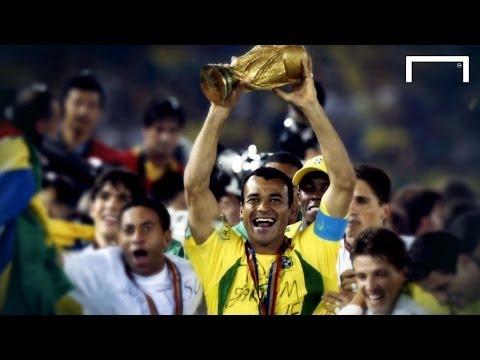 Cafu: 'Nobody believed in us in 2002' | World Cup Memories