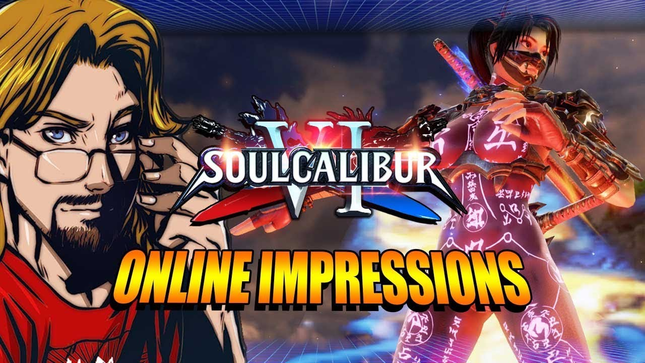 Tira, Talim, and Voldo impressions from SoulCalibur VI's