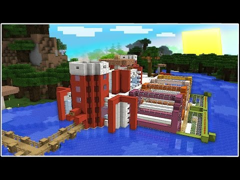 THE ULTIMATE REDSTONE FARM HOUSE