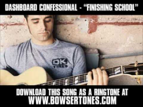 Dashboard Confessional  Finishing School  New  + Download