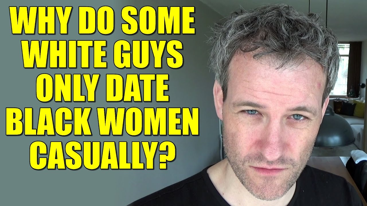 Only date black women