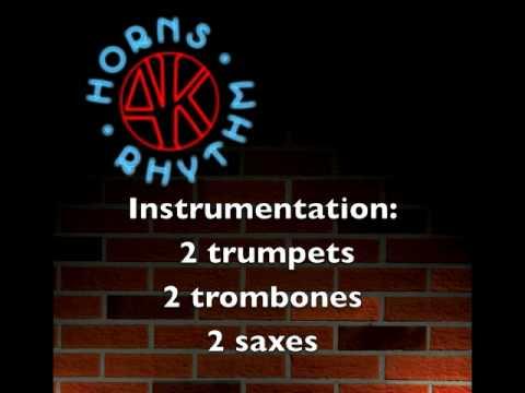 Horns & Rhythm - Worship Volume 1 from AnderKamp Music
