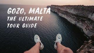 The Island of GOZO - MALTA
