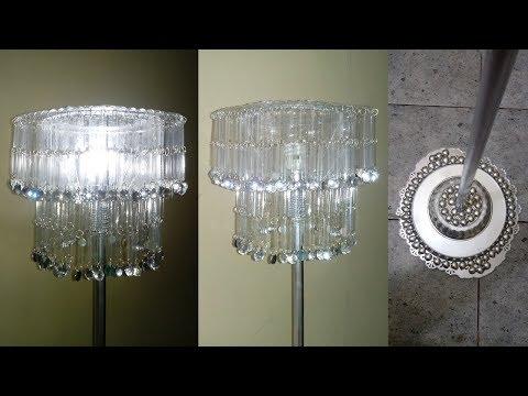 lampara de pedestal delicado y elegante - pedestal lamp, beautiful and delicate