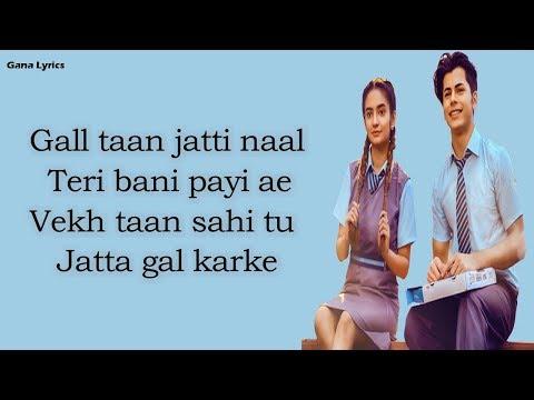 Gal Karke (Lyrics) - Asees Kaur - Siddharth Nigam - Anushka Sen
