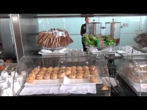AIR CHINA LOUNGE -BEIJING CAPITAL INTERNATIONAL AIRPORT-